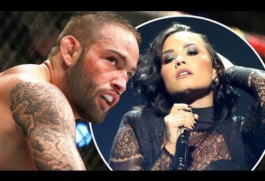 Demi Lovato 'had a fling' with MMA's Guilherme 'Bomba' Vasconcelos