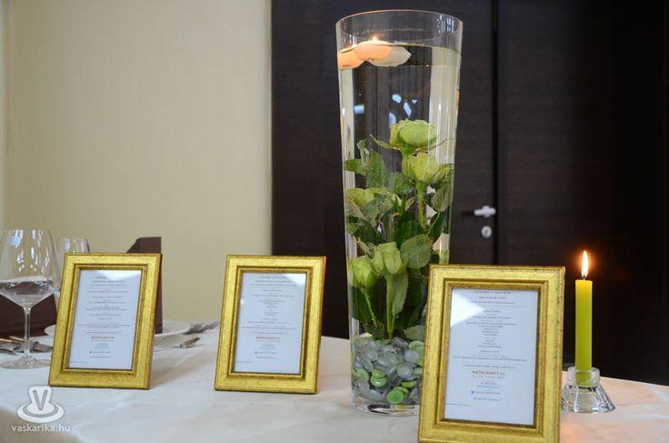 Vaskarika - Ásó, kapa, nagyharang - Esküvő kiállítás a sárvári Park Inn Hotelben (fotóriport)