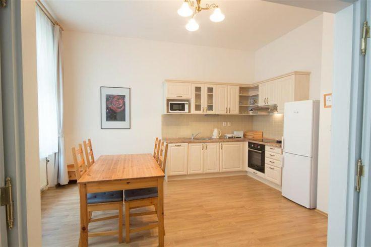 1 bedroom (2+1) apartment for rent, Záhřebská, Prague 2, Vinohrady | Boutique Reality