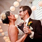 "The Knot has a great list of wedding music lists and tips on how to ""keep your guests dancing."" Check out ""Ceremony Music 101,"" ""Songs by the Decades,"" and ""25 Romantic First Dance Songs."" Then, head over to Youtube to listen to the songs you discovered."