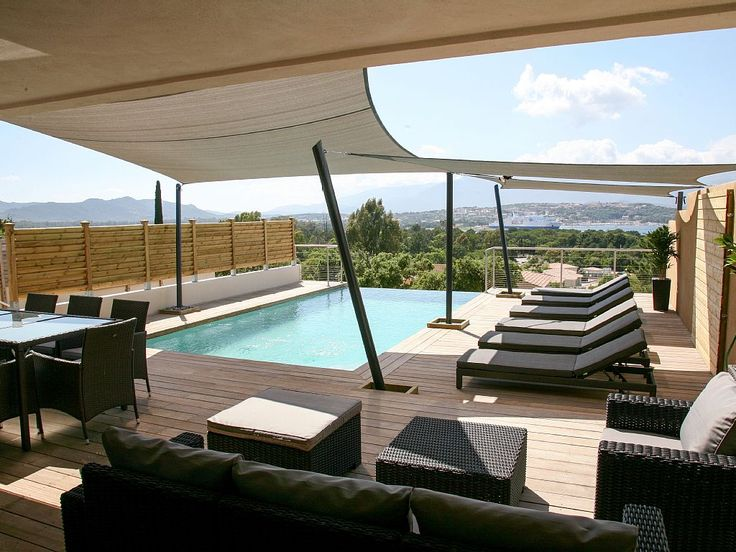 Location vacances villa Porto-Vecchio