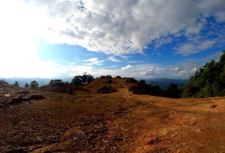 Luang Namtha, trekking por las etnias de Laos