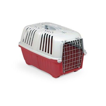 Caixa de Transporte Pratiko Metal MPS - Grande. #caixadetransporte #caixadetransporteparacachorro #cachorro #petmeupet