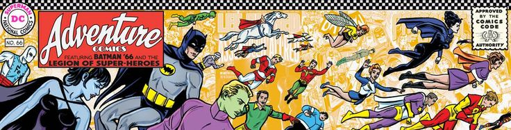 BATMAN '66 Comic Wraps Up With LEGION Crossover   13th Dimension, Comics, Creators, Culture