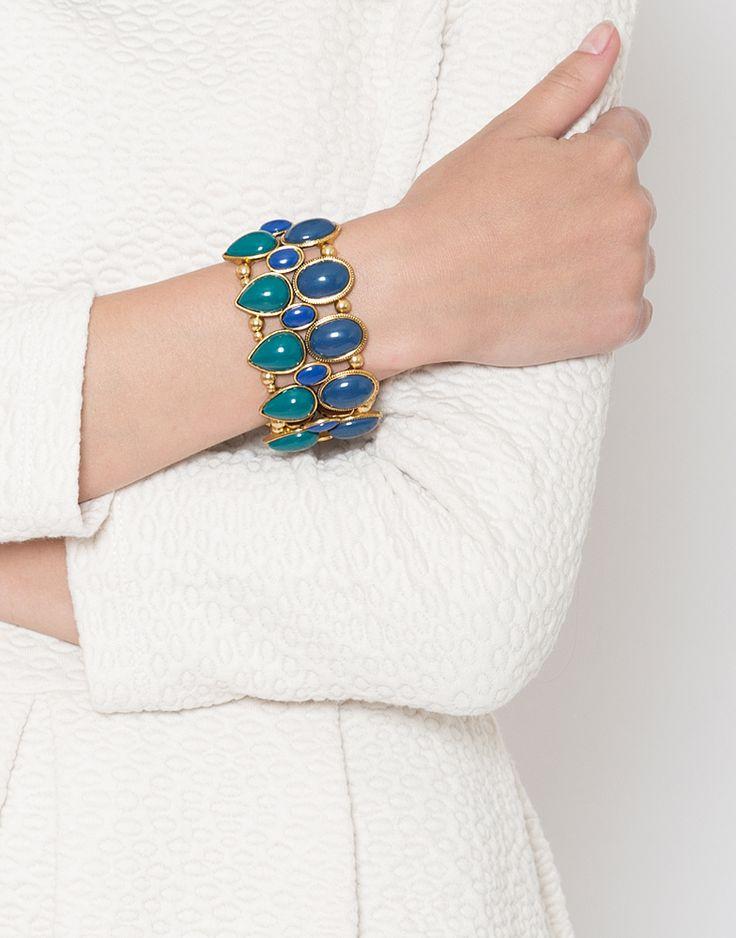 blue bracelets www.mischa.ro