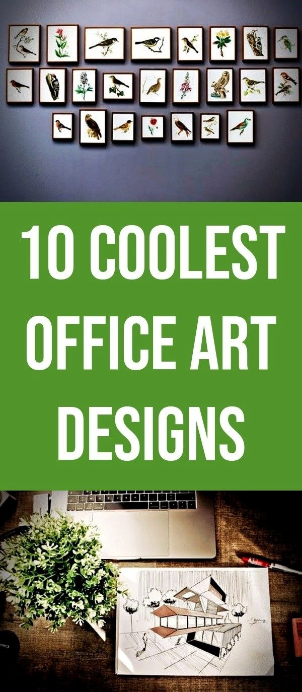 10 Tough Office Art You Can Get On