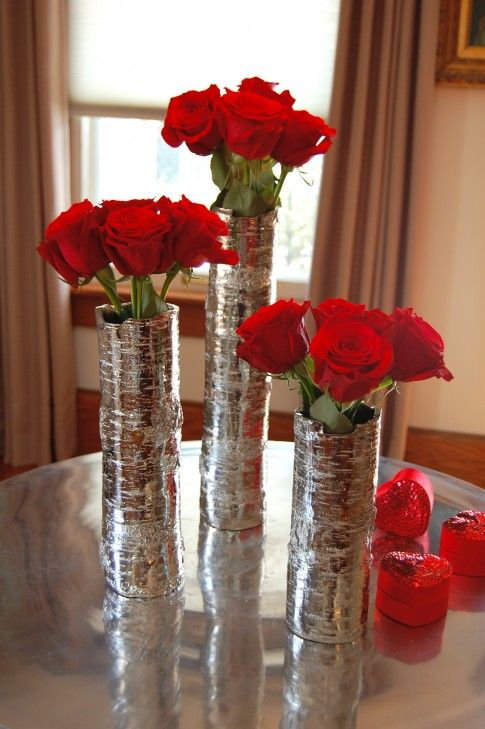 How to Arrange A Dozen Roses 2