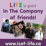 LIFE is good in ICOF (LIFEisGOODICOF) on Twitter In the Company of Friends is Manitoba's option for Individualized Self-Directed funding for adults with #Disabilities.  More information at http://www.innovativelifeoptions.ca/icof/abouticof.html