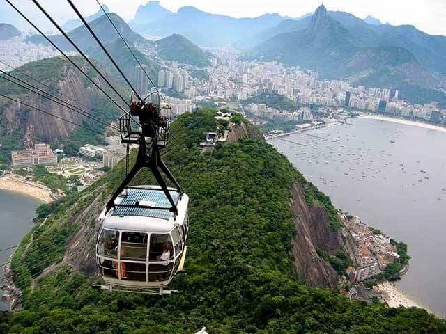 Cable Cars in Brazil