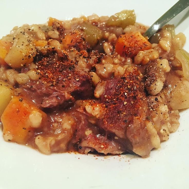 Winters evening call for slow cooked beef stew #tasty #winterstew