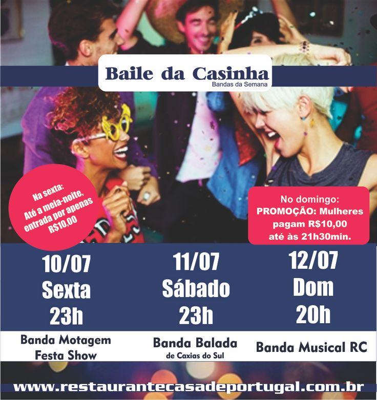 Fique de olho que tem mais #festa neste findi! #portoalegre #festapoa #baladapoa #baladasegura