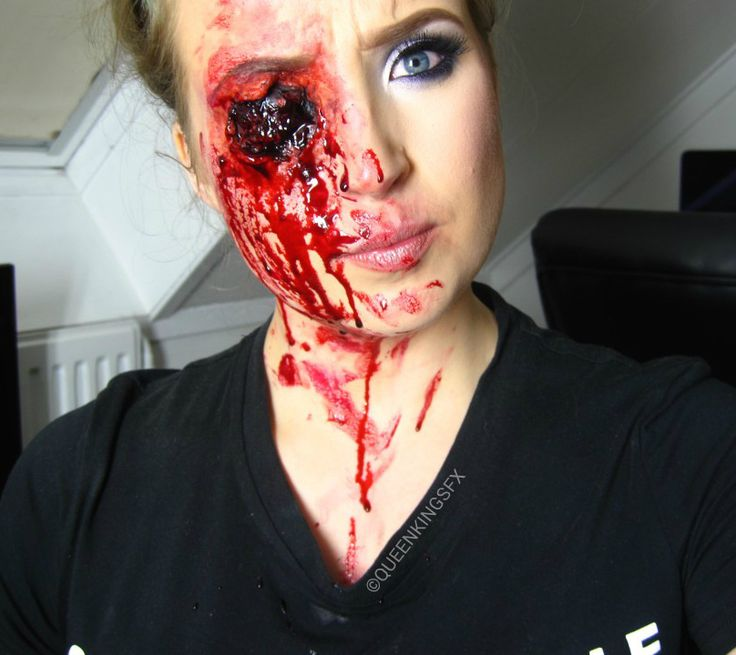 1133 best Special Effects Makeup. images on Pinterest | Fx makeup ...