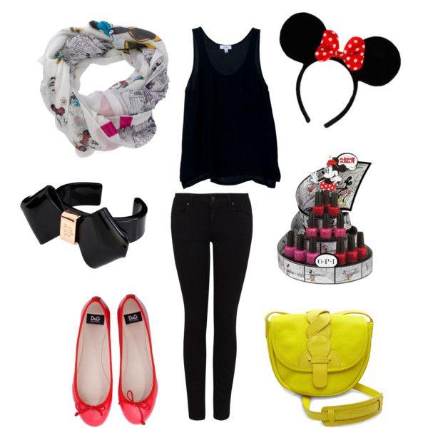 disneyland / disney world outfit