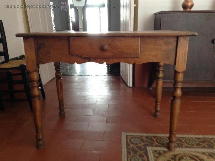 M s de 25 ideas incre bles sobre mesas de cocina antiguos - Mesas antiguas de cocina ...