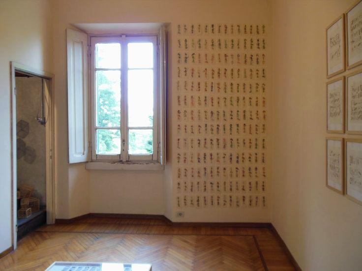 GIULIA BERRA: SPOGLIA, GIORNI FELICI  My room at Casa Testori for Giorni Felici 2014