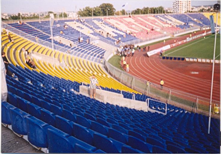 FC Partizan vs Newcastle august 2003!