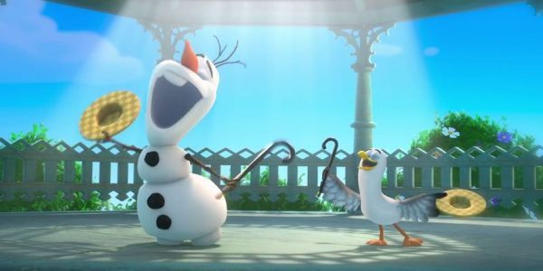 Some Coco Fans Are Not Happy Campers About The Frozen Short #FansnStars