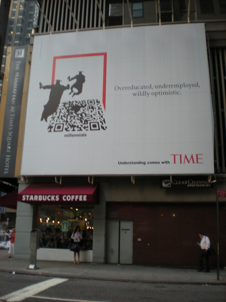Time ad @Broadway - NY '11  (Fuente: CPCM)