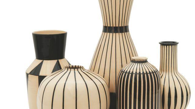 L'objet Déco Du Jour Les Vases De La Manufacture Hedwig Bollhagen