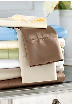 Biltmore® 700 Thread Count Egyptian Cotton Sheet Set Queen size white