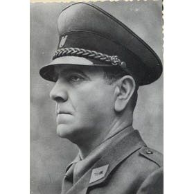 Ante Pavelić  Ante Pavelić was a Croatian fascist leader and politician who led the Ustaše movement and who during World War II was the dictator of Independent State of Croatia, a puppet state of Fascist Italy and Nazi Germany in part of occupied Yugoslavia, pursuing genocidal policies against ethnic and racial minorities