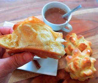Je cuisine Créole : Pain au beurre : Les pommes cannelle