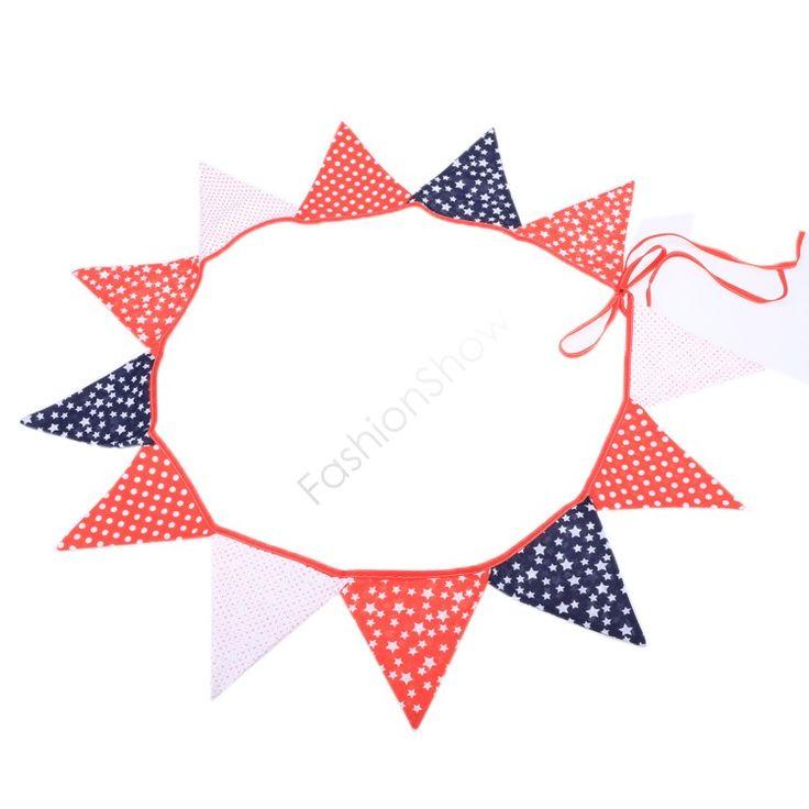 Barato Moda estrela da bandeira Buntings bandeira galhardete de aniversário de impressão decoração foto Prop 34, Compro Qualidade Materiais para festas & comemorações diretamente de fornecedores da China:                      Especificações do produto                          Hot Moda Pennant Bandeira