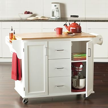 Richmond Kitchen Cart Jcpenney For The Home Pinterest