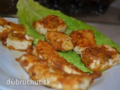 Fotorecept: Opekané tofu