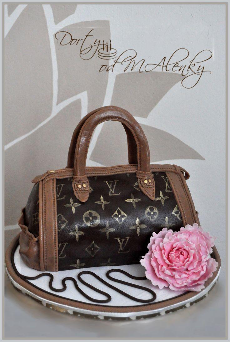 Kabelka Louis Vuitton, Cake handbag for women
