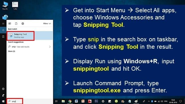 update snipping tool windows 8