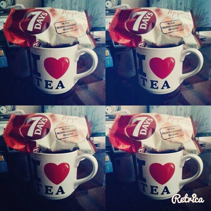 #еда #завтрак #кофе #круассан #7days #утро