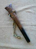 Mapuche. Wooden flute / pfilka