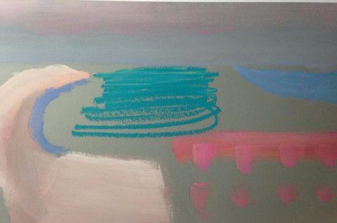 Nathan Davies artist , The Webb St Comapany , Fowey River, Cornwall art, painting, cornish art