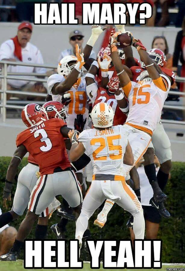 Go Vols. That poor guy's face in the top left. So horrified.