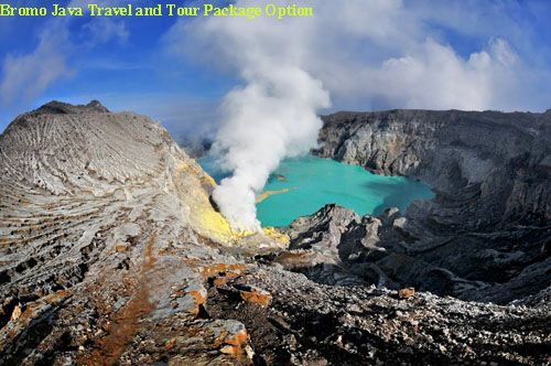 Ijen Crater Tour Package