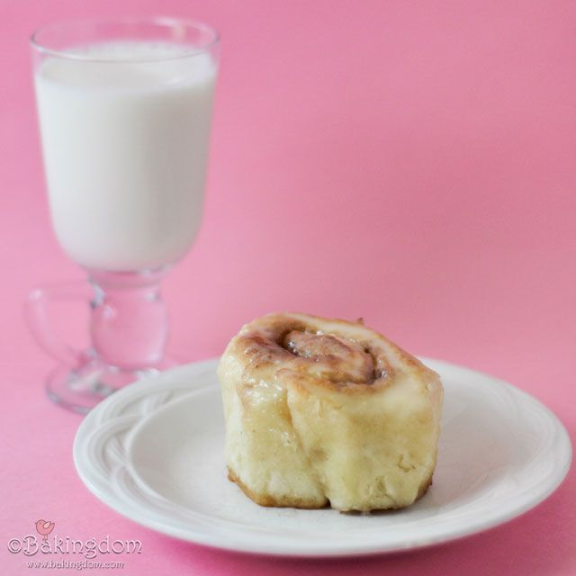Quick, Easy-Peasy Buttermilk Cinnamon Rolls*** Good taste, not overly sweet like store bought ones. Easy prep! Will make again and reduce amount of clove and possibly make a different icing for more sweetness.