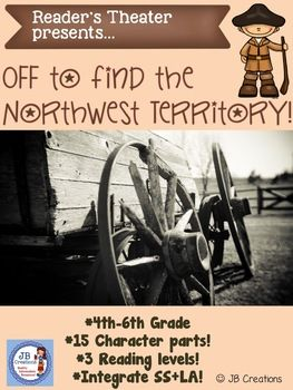Reader's Theater:  Off to Find the Northwest Territory!  (NW Ordinance of 1787)