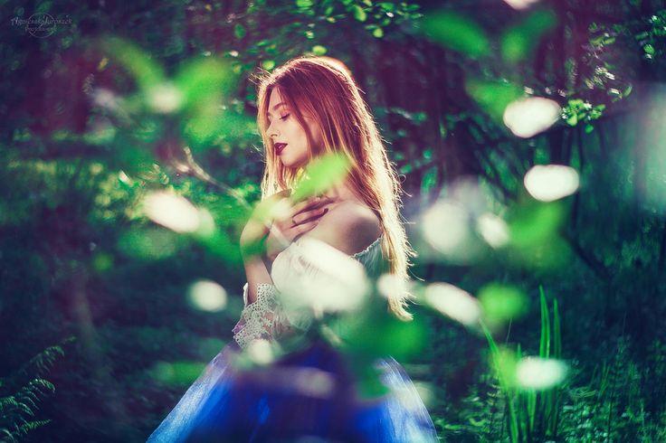 Adrianna – Świtezianka | Agnieszka Juroszek Photography