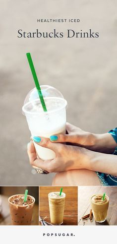 You might be shocked at how many calories are in your usual Starbucks drink... find out what to sip and what to skip on the menu with this guide.