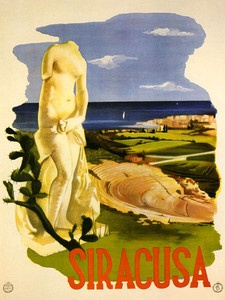 Poster of Siracusa, Italy