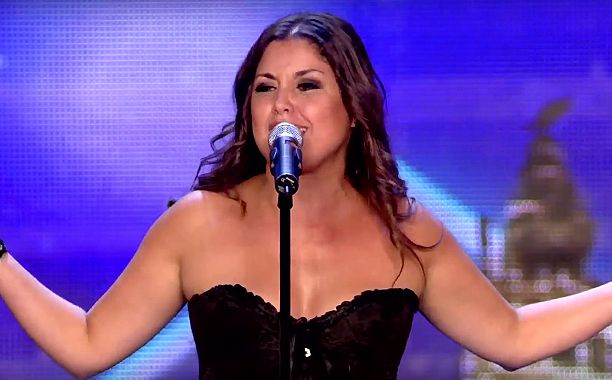 "Opera singer Cristina Ramos shocked the judges on Spain's Got Talent when her melodious classical aria segued into a belting performance of ""Highway to Hell."""