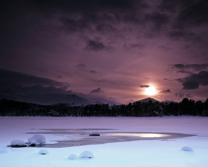 Loch Morlich, nr Aviemore : Scotland  - One of my most favourite places in the world.