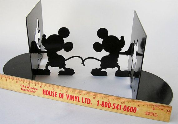 Mickey Mouse Bookends Michael Graves von icondesign auf Etsy