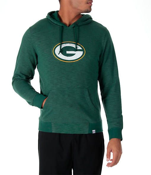 Majestic Men's Green Bay Packers NFL Game Day Classic Hoodie
