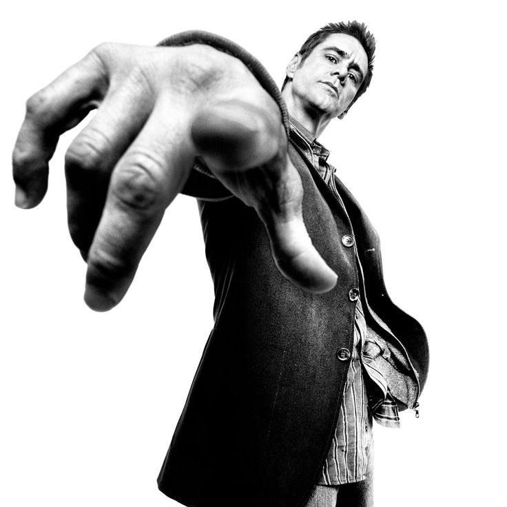 Platon - Jim Carrey : Lookbooks - the Technology behind the Talent.