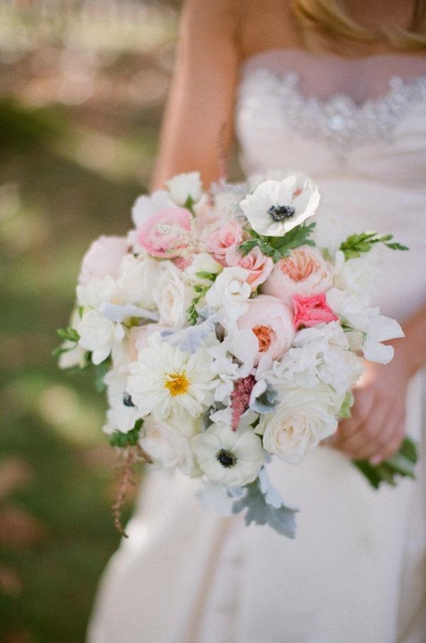 ウエディング ブーケ Photography By / meredithperdue.com, Floral Design By / florafaunaweddings.com