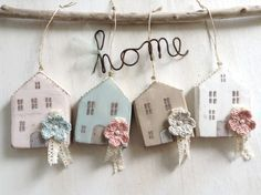 Tutti guardano le nuvole: Little Houses