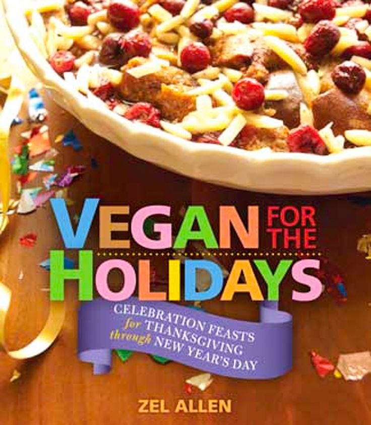 Vegan for the Holidays Cookbook Review and GIveaway! #giveaway #holidays