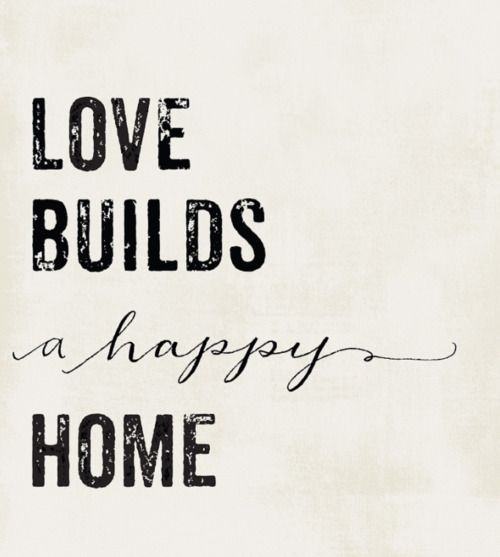 GREAT GRACE | Happy home quotes, Home quotes and sayings ...